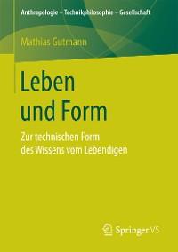 Cover Leben und Form