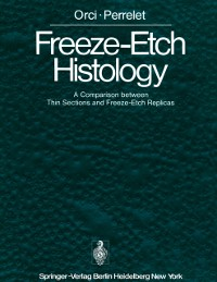 Cover Freeze-Etch Histology