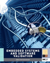 Cover Embedded Systems and Software Validation