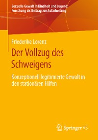 Cover Der Vollzug des Schweigens