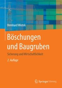Cover Böschungen und Baugruben