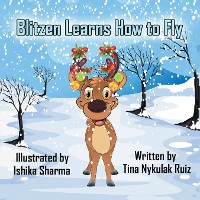 Cover Blitzen Learns How to Fly