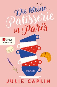 Cover Die kleine Patisserie in Paris