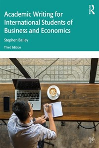 Cover Academic Writing for International Students of Business and Economics