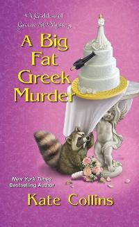 Cover A Big Fat Greek Murder