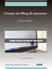 Cover Creare un blog di successo