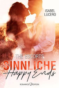 Cover THE ESCORTS: Sinnliche Happy Ends
