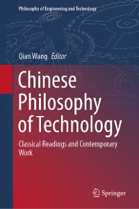 Cover Chinese Philosophy of Technology