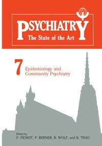 Cover Epidemiology and Community Psychiatry