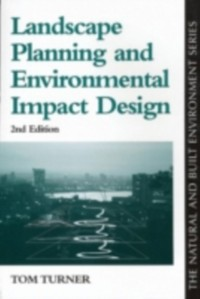 Cover Landscape Planning And Environmental Impact Design