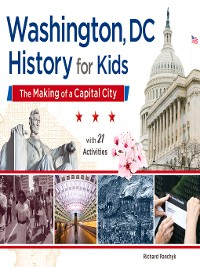 Cover Washington, DC, History for Kids