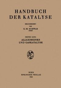 Cover Allgemeines und Gaskatalyse