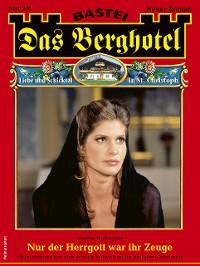 Cover Das Berghotel 238 - Heimatroman