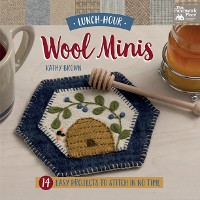 Cover Lunch-Hour Wool Minis