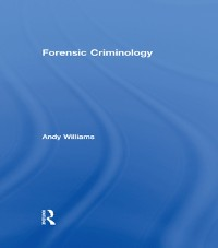 Cover Forensic Criminology