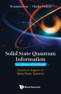 Cover Solid State Quantum Information — An Advanced Textbook