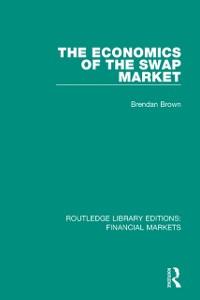 Cover Economics of the Swap Market