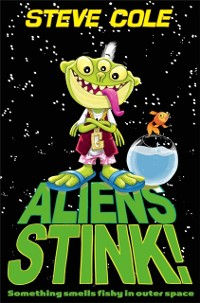 Cover Aliens Stink!