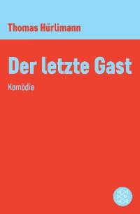 Cover Der letzte Gast