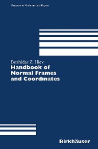 Cover Handbook of Normal Frames and Coordinates