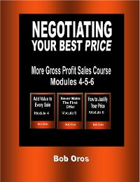 Cover Negotiating Your Best Price