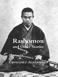 Cover Rashomon and Other Stories