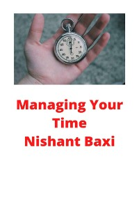 Cover Managing Your Time