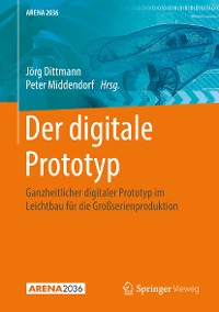 Cover Der digitale Prototyp