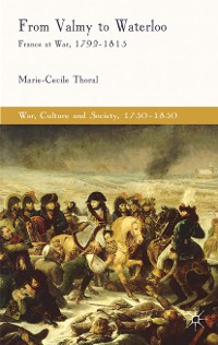 Cover From Valmy to Waterloo
