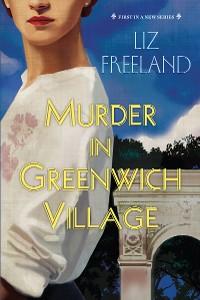 Cover Murder in Greenwich Village