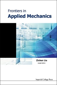 Cover Frontiers In Applied Mechanics