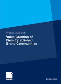 Cover Value Creation of Firm-Established Brand Communities