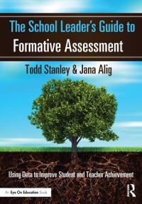 Cover School Leader's Guide to Formative Assessment
