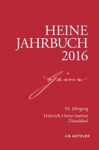 Cover Heine-Jahrbuch 2016