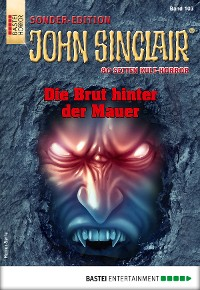 Cover John Sinclair Sonder-Edition 103 - Horror-Serie