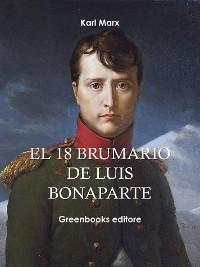 Cover El 18 Brumario de Luis Bonaparte