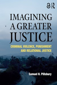Cover Imagining a Greater Justice