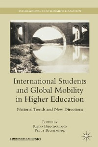 Cover International Students and Global Mobility in Higher Education