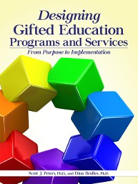 Cover Designing Gifted Education Programs and Services