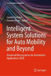 Cover Intelligent System Solutions for Auto Mobility and Beyond