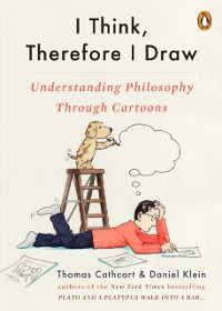 Cover I Think, Therefore I Draw