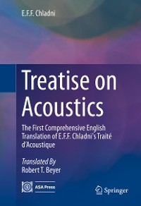 Cover Treatise on Acoustics