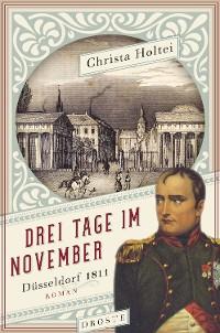 Cover Drei Tage im November