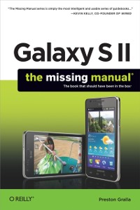 Cover Galaxy S II: The Missing Manual