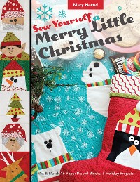 Cover Sew Yourself a Merry Little Christmas