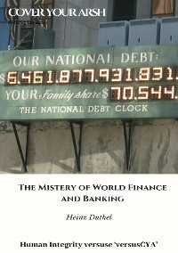 Cover The Mistery of World Finance and Banking