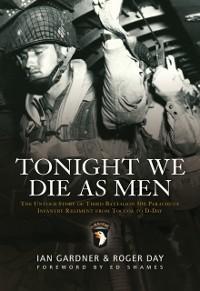 Cover Tonight We Die As Men