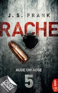 Cover RACHE - Auge um Auge