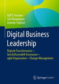 Cover Digital Business Leadership