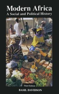 Cover Modern Africa